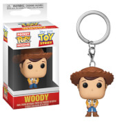 Disney Toy Story Woody Pop! Keychain
