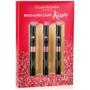 Elizabeth Arden Bold & Brilliant Kisses Liquid Asset Set (Worth £54)