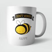 Don't Worry, Be Happy Mug