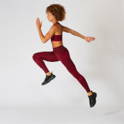 MP Impact Seamless Leggings - Oxblood