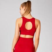 MP Shape Seamless Ultra Sports Bra - Crimson