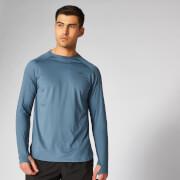 MP Dry-Tech Infinity Long-Sleeve T-Shirt – Blue