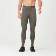 Myprotein Sculpt Seamless Tights - Light Olive