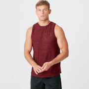 Myprotein Dry-Tech Infinity Tank Top - Red Marl