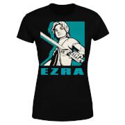 Star Wars Rebels Ezra Women's T-Shirt - Black