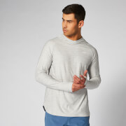 Myprotein Dry-Tech Infinity Hoodie – Silver