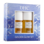 DHC Golden Glow Set (Worth $11.00)