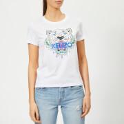 KENZO Women's Tiger Classic T-Shirt - White