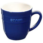 Staub Ceramic Round Mug 350ml - Dark Blue