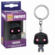Llavero Funko Pop! - Raven - Fortnite