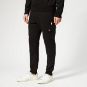 Polo Ralph Lauren Men's Double Knit Cargo Joggers - Polo Black