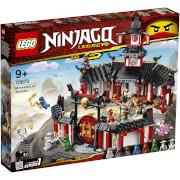 LEGO Ninjago: Monastery of Spinjitzu (70670)