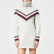 Tommy Hilfiger Women's Icon Sweater Dress - Grey