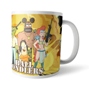 Rick and Morty Ball Fondlers Mug