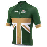 Kalas Team Inspired Replica Jersey - Green