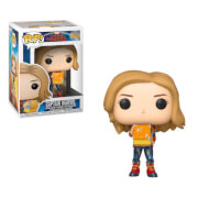 Marvel Captain Marvel with Lunchbox Funko Pop! Vinyl