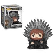 Figurine Pop! Tyrion Lannister sur le Trône De Fer - Game of Thrones