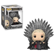 Game of Thrones Daenerys on Iron Throne Pop! Vinyl Deluxe