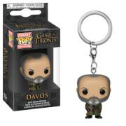 Game of Thrones Davos Funko Pop! Keychain