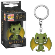 Game of Thrones - Rhaegal LTF Pop! Schlüsselanhänger