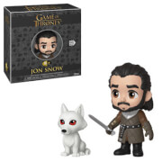 Funko 5 Star Vinyl Figure: Game of Thrones - Jon Snow