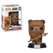 Figura Funko Pop! - Wicket - Star Wars