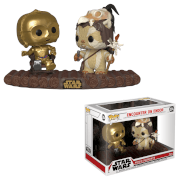 Star Wars - Begegnung in Endor Pop! Movie Moment