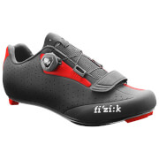 Fizik R5B Road Shoes - Black/Red