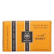 APIVITA Natural Soap - Honey 125g