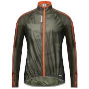 Santini Fine Windbreaker Jacket - Green