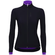 Santini Women's Passo Long Sleeve Jersey - Violet