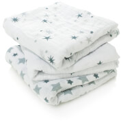 aden + anais Classic Muslin Squares 3-Pack Twinkle
