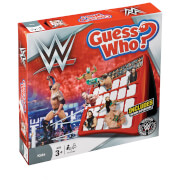 Guess Who - WWE Edition