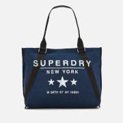 Superdry Women's Amaya Twill Tote Bag - Navy