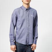 Barbour Men's Bere Shirt - Dark Denim