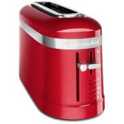 KitchenAid 5KMT3115BER 2 Slot Design Toaster - Empire Red