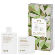 evo Square To Be Sharp - Casual Act with Free Shampoo