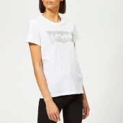 Levi's Women's The Perfect T-Shirt - Holiday Tee White