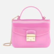 Furla Women's Candy Meringa Mini Cross Body Bag - Pink
