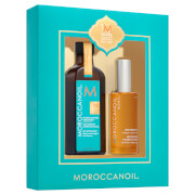 Moroccanoil 10 Year Special Edition - Treatment Original 100ml + Dry Body Oil 50ml