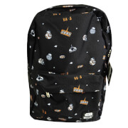 Loungefly Star Wars Droids All Over Print Backpack