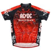 Primal AC/DC Back in Black Jersey