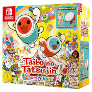 Taiko no Tatsujin: Drum 'n' Fun! Drum Controller Bundle