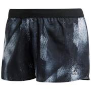 adidas Women's Sub 2 Split Shorts - Black