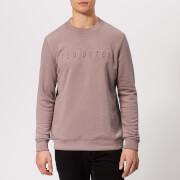 Ted Baker Men's Bizare Logo Sweatshirt - Pink