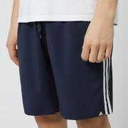 adidas Men's 3 Stripe Swim Shorts - Legend Ink