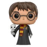Figurine Pop Harry avec Hedwig EXC Harry Potter