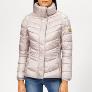 Barbour International Women's Camier Quilted Coat - Amethyst