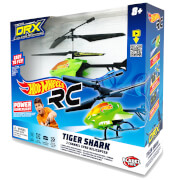 Hot Wheels DRX Tiger Shark Helicopter