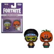 Pack de 2 Figuras Funko Pint Size Heroes - Funk Ops y Tomatohead - Fortnite